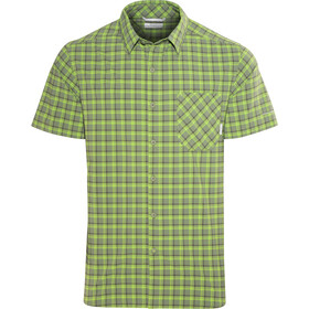 Columbia Triple Canyon t-shirt Heren, mosstone plaid